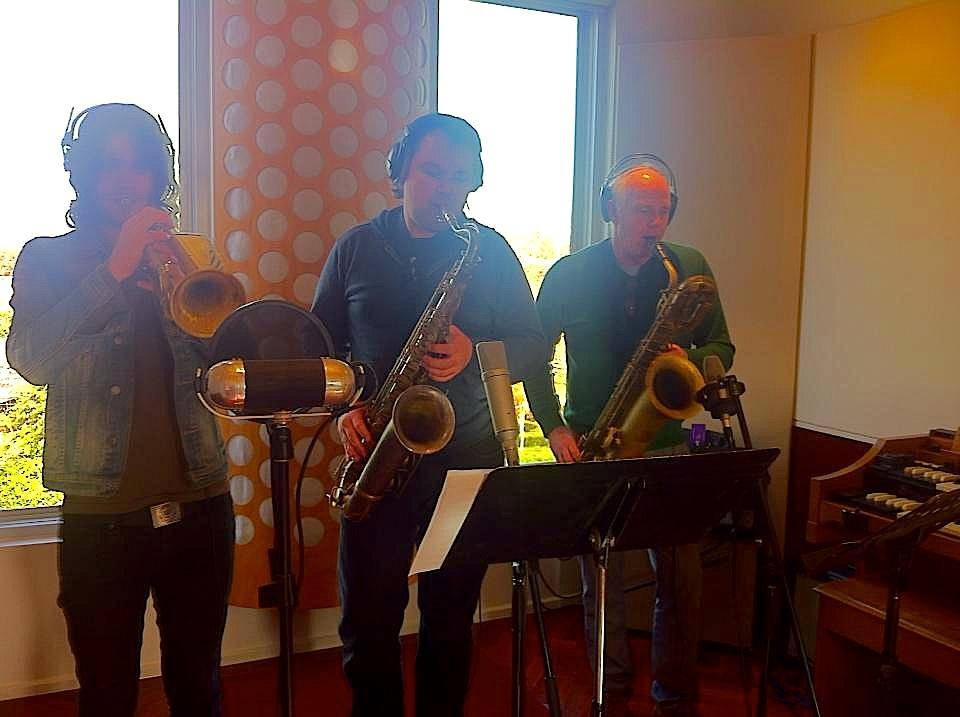 horn session